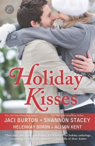 Holiday Kisses Print Cover