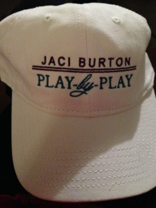 Play by Play Hat