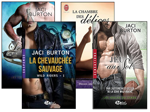 Jaci Burton French Editions