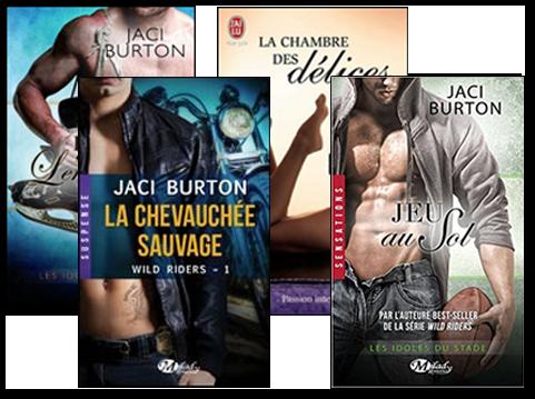 Jaci Burton French Editions