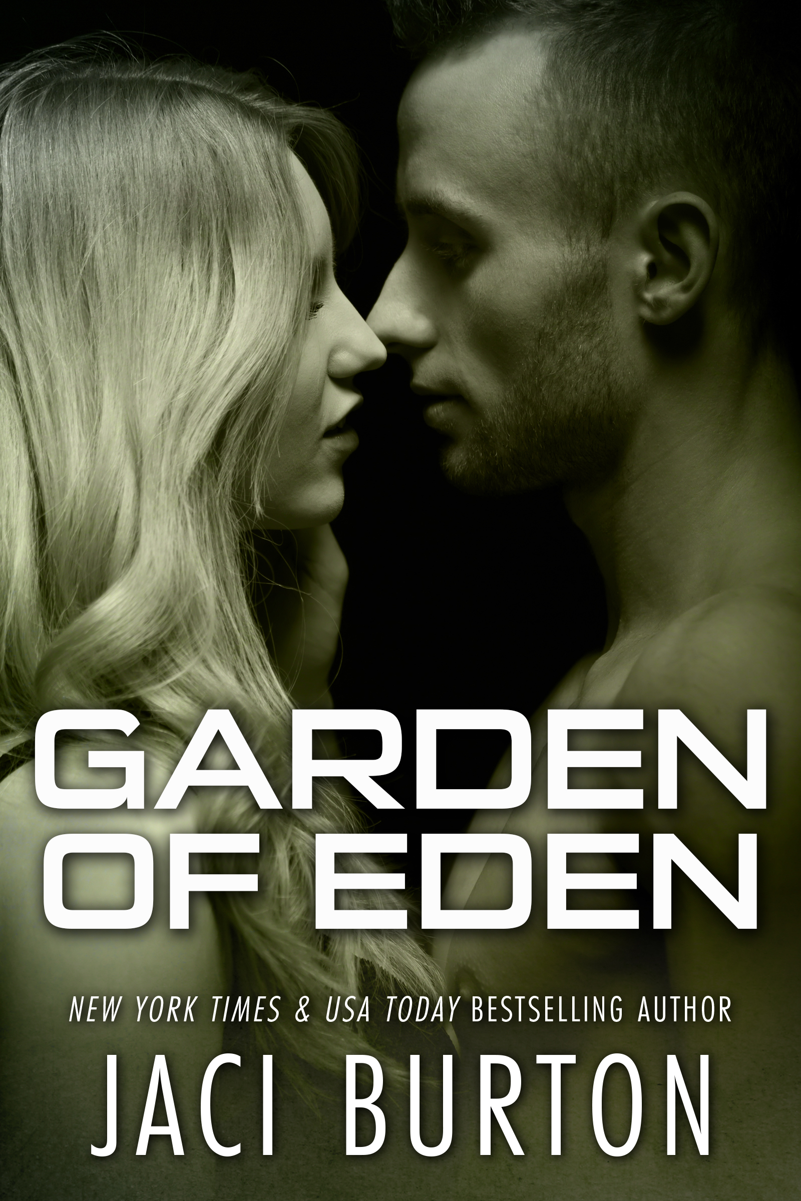 Garden of Eden by Jaci Burton