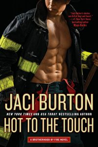 Hot to the Touch by Jaci Burton