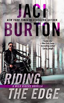Riding the Edge by Jaci Burton