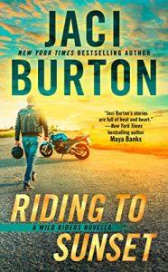 Riding to Sunset by Jaci Burton