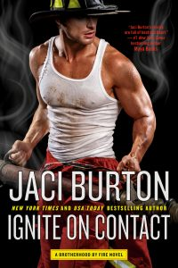 Ignite on Contact by Jaci Burton