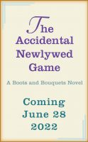 The Accidental Newlywed Game by Jaci Burton